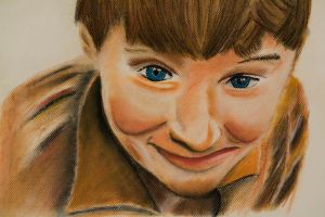 Dry pastels work by murat06