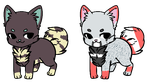 Adopt 48 .:CLOSED:. by ScotchRocket-Adopts