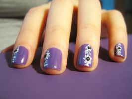 Microbeads and Flowers by complimentarymints