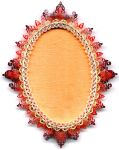 Quilled Hot Frame by DreamWarrior