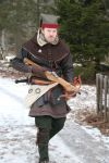 Larping wintertime by Noctiped
