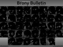 BronyBulletin Artworks Soon by furriKira