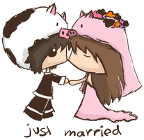 just married by devi96