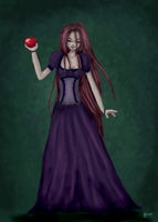Pomme empoisonnee by Kimmmi