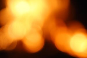 Fire Light  bokeh  STOCK 18 by Theshelfs