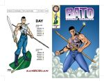 BATO No 1 COVER by nerp
