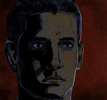 Agent Cooper by JesusIsMyHomie