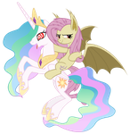 Flutterbat for victory by Magister39