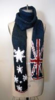 Australia Scarf by PackOfChessyCats
