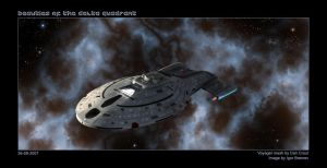 Beauties of the Delta quadrant by Abriell