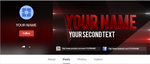 Google + Cover TEMPLATE .PSD by AlbaniaGraphicDesign