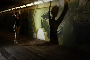 Urban Ballet by pconnolly92
