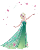elsa frozen fever by fenixfairy