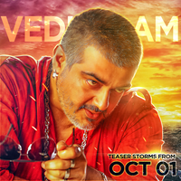 VEDHALAM TEASER by DamncrazyDesigns