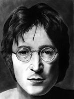 John Lennon by the-last-wish