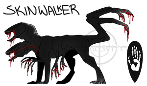 SKINWALKER - SELLING by RukaSwift