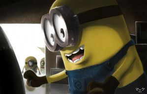 Minions and Bombs by mark331