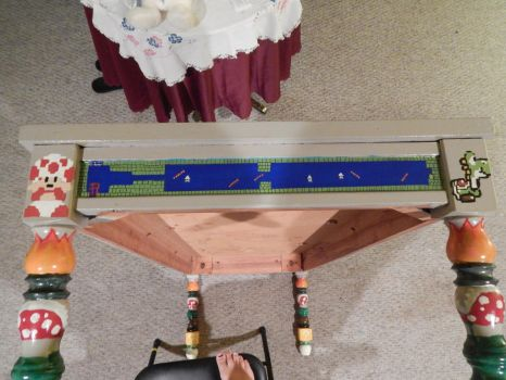 Nintendo Controller Table Side 5 by x3KHloverx3