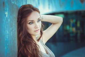Russian Beauty by LienSkullova