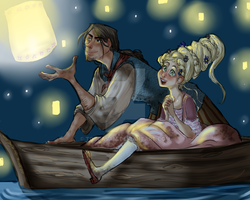 Almost Accurate: Tangled by NerinaSam
