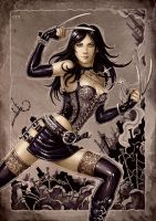 X-23 by Candra