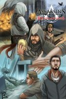 Assassins Creed: Revelations by Lilak-rain