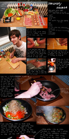 How to make yakisoba-omusoba by BrocX