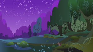 THE EVERFREE FOREST!!! by Soren-the-Owl