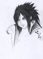 Madara Uchiha by NakagoinKuto