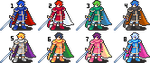 Marth - How Alternate Costumes Should Have Been by Prof9917