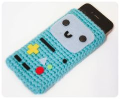 BEEMO iPhone Cozy 1 by moofestgirl