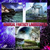 +Landscapes PACK by MillionaireLand