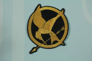 Hunger Games Patch by tommyfilth