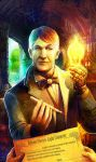 Edison the Devil by brass-and-steam