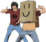 Smosh Boxman by cbum182