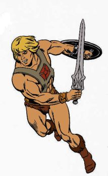 He-Man 1983 by Thor89z