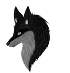 Black fox - Seth by HerrFenix