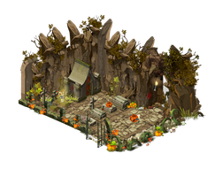 Dofus - Halloween - 01 by Weequays