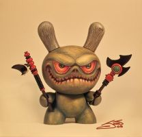 dunny 8incher by JasonJacenko
