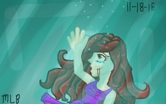 Drowning by gamergirl1327