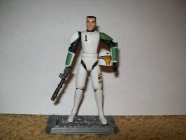 Clone trooper Hevy by blackout17