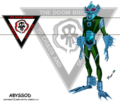Abyssod, Deactivated by skywarp-2