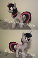 My little pony Twilight Sparkle (commission) by Little-Broy-Peep
