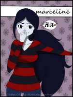 FANART : Marceline by lazy-Time