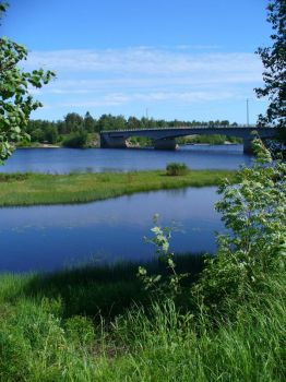 The river of mid-summer by HannuR