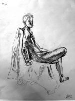 Gesture drawing by Lukas-C