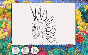 An educational game for kids - Colouring Book by MADrussky