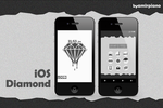 iOS Diamond by amirkhani