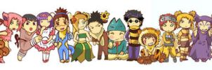 Naruto meets pokemon by Chibi-BB