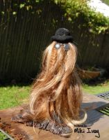 Addams Family Cousin Itt Sculpt by Miki-